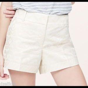 🌸3 for $20🌸 Ann Taylor LOFT Riviera Shorts 14